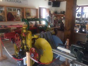 El Museo Textil de Cabezon de la Sal