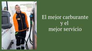 Gasolinera Repsol A8